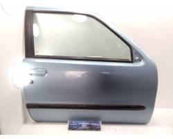 PORTIERA ANTERIORE DESTRA FIAT Seicento 1° Serie Benzina  (2000) RICAMBI USATI