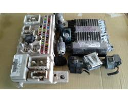 4m51-12a650jh KIT CENTRALINA MOTORE FORD C - Max 1° Serie 1800 Diesel kkda  (2006) RICAMBI USATI
