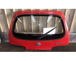 PORTELLONE POSTERIORE COMPLETO FIAT Seicento 2° Serie Benzina  (2006) RICAMBI USATI