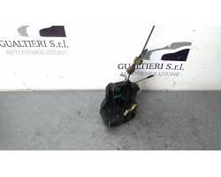 A2037200535 SERRATURA ANTERIORE SINISTRA MERCEDES Classe C Sport Coupé W203 2100 Benzina 646963 115.000 Km  (2004) RICAMBI USATI