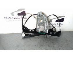 A2037201246 MECCANISMO ALZA VETRO ANT. DX MERCEDES Classe C Sport Coupé W203 2100 Benzina 646963 115.000 Km  (2004) RICAMBI USATI