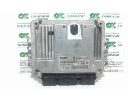 9664843480 CENTRALINA MOTORE CITROEN C3 2° Serie 1400 Diesel 8Hz  (2007) RICAMBI USATI