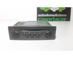 8200300859 AUTORADIO RENAULT Scenic 3° Serie 1500 Diesel  (2004) RICAMBI USATI
