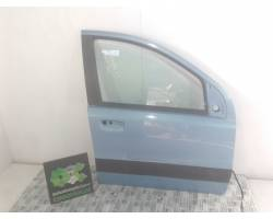 PORTIERA ANTERIORE DESTRA FIAT Panda 2° Serie Benzina  (2005) RICAMBI USATI