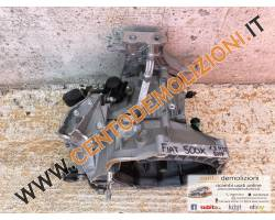 Cambio Manuale Completo FIAT 500 X 1° Serie