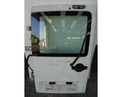 Porta carico posteriore a battente SX lato guida vetrata FIAT Doblò 1° Serie