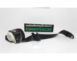 Cintura di sicurezza Posteriore Sx Guida FIAT 500 Cabrio