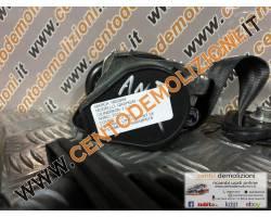 Cintura di Sicurezza anteriore Sinistra con pretensionatore NISSAN Qashqai 2° Serie