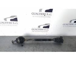 Semialbero ant. DX passeggero AUDI A2 1° Serie