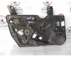 Motorino Alzavetro anteriore Sinistro VOLKSWAGEN Golf 6 Berlina
