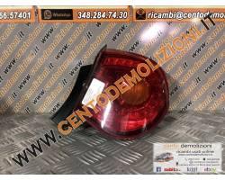 Stop fanale posteriore Destro Passeggero ALFA ROMEO Giulietta Serie