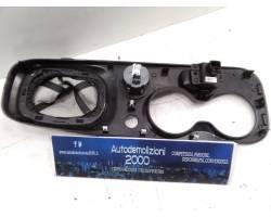 Plastiche interne FIAT 500 X 1° Serie