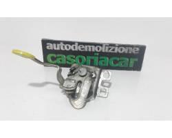 Serratura cofano anteriore FIAT Doblò 3° Serie