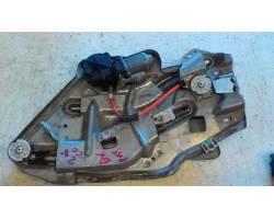 9636597280d ALZACRISTALLO ELETTRICO POST. DX PASS. PEUGEOT 206 Cabrio 2° Serie 1400 Benzi...