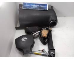 Kit Airbag Completo NISSAN Note 1° Serie