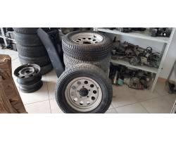 Cerchi in ferro SUZUKI Jimny 1° Serie