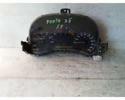 46812961 QUADRO STRUMENTI FIAT Punto Berlina 3P 2° Serie 1200 Benzina  (1999) RICAMBI USATI