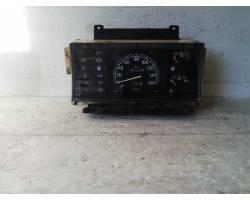 7657554 QUADRO STRUMENTI FIAT Cinquecento 1° Serie 700 Benzina  (1993) RICAMBI USATI