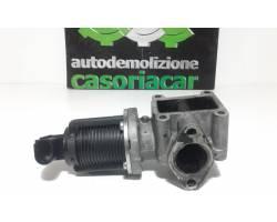 700063100 VALVOLA EGR FIAT Croma 2° Serie 1900 Diesel  (2006) RICAMBI USATI