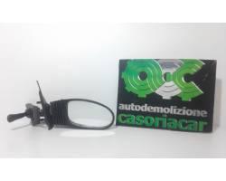 SPECCHIETTO RETROVISORE DESTRO FIAT Seicento 1° Serie 900 Benzina  (2000) RICAMBI USATI