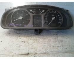 8200024236 QUADRO STRUMENTI RENAULT Laguna Berlina 2° Serie 1900 Diesel  (2000) RICAMBI USATI
