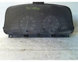 09036419901 QUADRO STRUMENTI FIAT Scudo 1° Serie Diesel  (1996) RICAMBI USATI