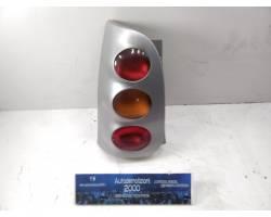 STOP FANALE POSTERIORE SINISTRO LATO GUIDA SMART For Two Cabrio 1° Serie Benzina  (2002) RICAMBI USATI