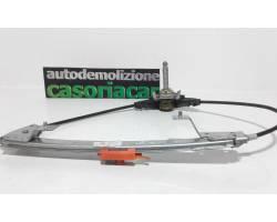CREMAGLIERA POSTERIORE SINISTRO GUIDA FIAT Grande Punto 1° Serie 1900 Diesel  (2007) RICAMBI USATI