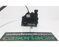 55701963 SERRATURA ANTERIORE SINISTRA FIAT Grande Punto 1° Serie 1900 Diesel  (2007) RICAMBI USATI