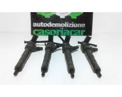 0445110243 INIETTORI FIAT Croma 2° Serie 1900 Diesel  (2006) RICAMBI USATI
