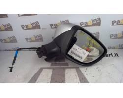 SPECCHIETTO RETROVISORE DESTRO RENAULT Clio Serie Benzina  (2013) RICAMBI USATI