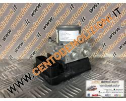 ABS FIAT 500 X 1° Serie