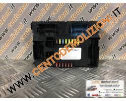 Body Computer FIAT 500 X 1° Serie