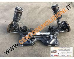 Meccanica anteriore completa FIAT 500 X 1° Serie