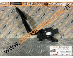 Pedale acceleratore FIAT 500 X 1° Serie