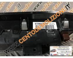 Pulsantiera Anteriore Sinistra Guida FIAT 500 X 1° Serie