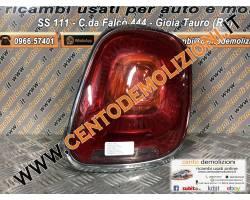 51937411 STOP FANALE POSTERIORE DESTRO PASSEGGERO FIAT 500 X 1° Serie 1600 Diesel  (2016) RICAMBI USATI