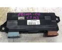 51796698 CENTRALINA CHIUSURE FIAT Croma 3° Serie 1900 Diesel 939a2000  (2007) RICAMBI USATI