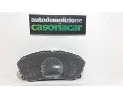 34100-72KM0 QUADRO STRUMENTI SUZUKI Swift 4° Serie 1300 Diesel  (2006) RICAMBI USATI