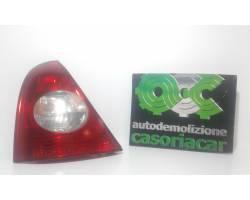 STOP FANALE POSTERIORE SINISTRO LATO GUIDA RENAULT Clio 4 1400 Benzina  (2003) RICAMBI USATI