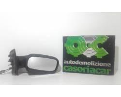 SPECCHIETTO RETROVISORE SINISTRO FIAT Punto Berlina 3P 2° Serie 1200 Benzina  (1999) RICAMBI USATI