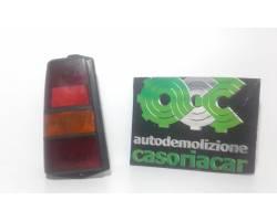 STOP FANALE POSTERIORE SINISTRO LATO GUIDA FIAT Panda 1° Serie 1000 Benzina  (1998) RICAMBI USATI
