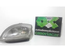 FARO ANTERIORE SINISTRO GUIDA FIAT Seicento 1° Serie 900 Benzina  (2000) RICAMBI USATI