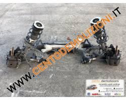 Meccanica anteriore completa FORD Fiesta 6° Serie