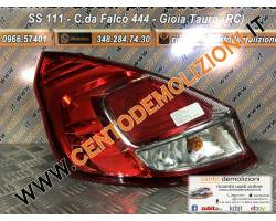 Stop fanale Posteriore sinistro lato Guida FORD Fiesta 6° Serie