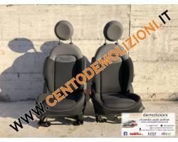 Tappezzeria Completa FIAT 500 X 1° Serie