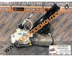 8K0839016C SERRATURA POSTERIORE DESTRA AUDI Q5 1° Serie 2000 Diesel   Km  (2009) RICAMBIO...