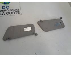 Parasole aletta anteriore Lato Guida DAEWOO Matiz 1° Serie