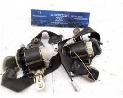Cintura di sicurezza anteriore Destra e Sinistra SMART Fortwo Coupé 3° Serie (w 451)