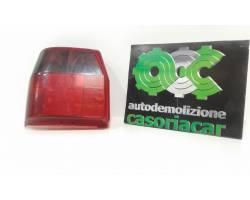 Stop fanale Posteriore sinistro lato Guida FIAT Uno 2° Serie